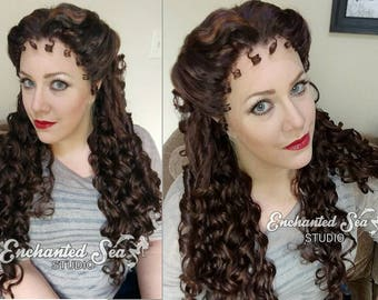 "NEW/IMPROVED Lace Front ""Degas"" with Broadway/Vegas Styling - MADE to Order"
