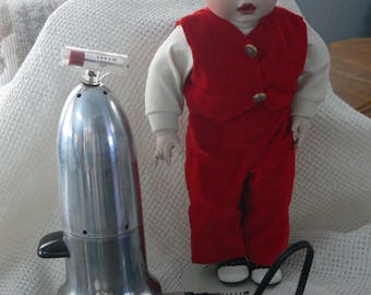 rocket baby bottle warmer