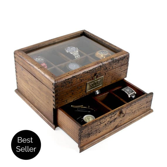 mens watch box s box box wood box 30706