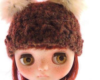 Fuzzy Wuzzy hat for Middie Blythe