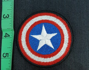 Marvel Captain America Avenegers Iron/Sew on Patch