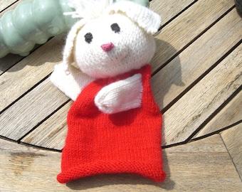 Hand Doll Sheep