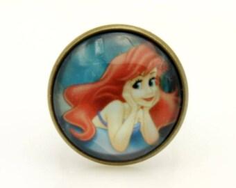 RING Ariel the Little Mermaid (2020B)