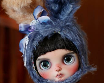 OOAK Special Custom Takara Neo Blythe Doll * LOCKET *  by Freddy-Creations
