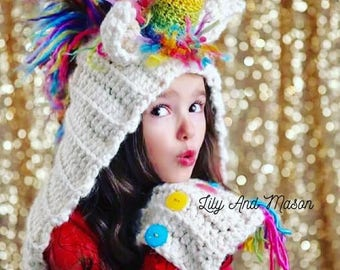 Hooded Scarf, PDF Pattern, Hooded Cowl, Scarf, Hooded Scarves, Scoodie, Hoodie Scarf, Hooded Scarf Pattern, Crochet Scarf, Unicorn Scarf,