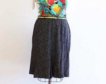 Plus Size - Vintage Parrot Sequined Knit Shirt (Size 16/18)