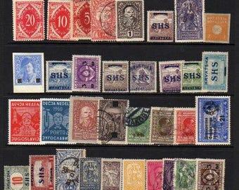 Lot Yugoslavia Stamps,Jugoslavia, Yugoslavian Stamps,Yugoslavian Postage Stamps,Postage Stamps,Croatia,Jugoslavija,Stamps,Jugoslavija Stamps