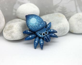 Moon Spider Totem figurine sculpture fantasy art