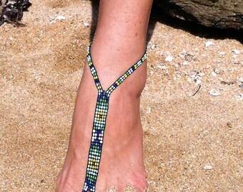 Sky Barefoot Sandal - Foot Accessory – BAR004