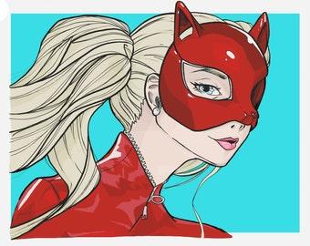 Panther - Ann Takamaki - Persona 5