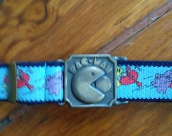Adorable Children's Pac-Man Belt
