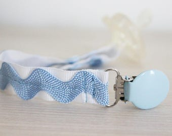 Boy Pacifier clip, Soothie pacifier clip, Pacifier holder, Baby boy accessories, Binky Clips, Baby Boy pacifier clip, Paci Clip