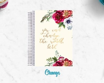 Planner Cover | Change