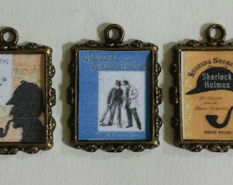 Three Sherlock Holmes Charms