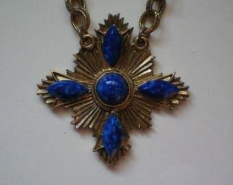 Maltese Cross Pendant - 5400