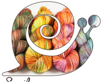 Yarn Club - 3 exclusive colourway for Winter - choose your yarn base - sock or DK