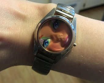 Barbie Watch, what time is it, barbie 'O clock