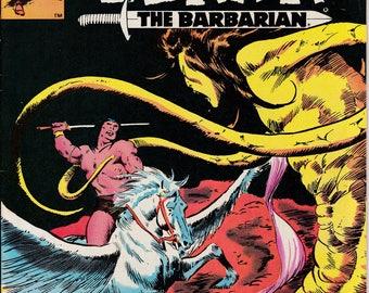 Conan the Barbarian #121 (1970 Series) - April 1981 - Marvel Comics - Grade VG