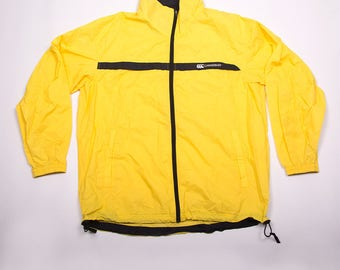Vintage Canterbury New Zealand 90s Spray Windbreaker Jacket