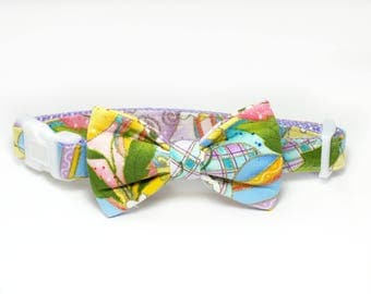 Easter Dog Bow Tie ONLY, Cat Bow Tie, wedding bow tie