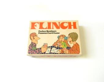 Vintage 1976 Flinch Card Game