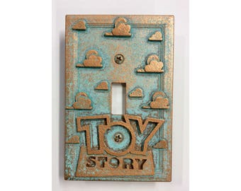 Toy Story -  Light Switch Cover
