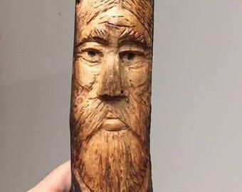 Tree Spirit - Stromberg Carving