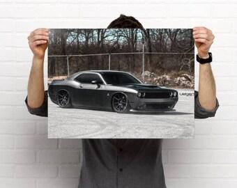Velgen Wheels Challengers Wall Art Photography