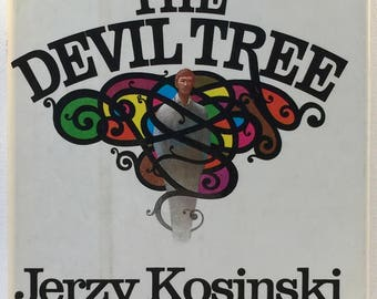 Signed First Edition The Devil Tree by Jerzy Kosinski