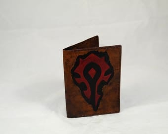 Leather Horde wallet