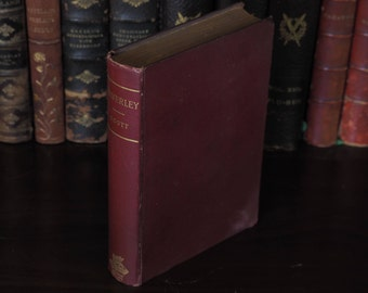 Waverley by Sir Walter Scott, 1871, Antique Book - Lovell, Coryell & Company, Scotland, Scottish Authors