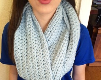 Chunky Infinity Scarf - Multiple Colors