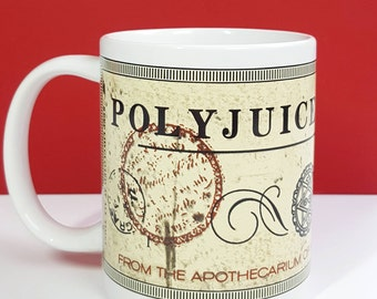 Polyjuice Potion Coffee Mug