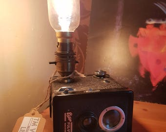 Ensign Ful-Vue Box Camera Lamp