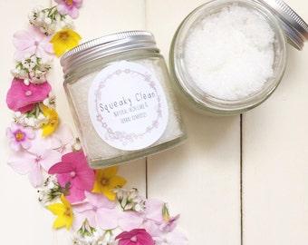Body Scrub -Gift for Women - Shower Scrub - Salt Scrub - Body Scrub -Exfoliating Scrub - Bath Products - Bath Scrub - Gift for Mom