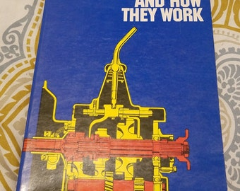Basic Machines and How They Work, by the Bureau of Naval Personnel **  vtg 1971 guide to machines