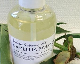 Camellia Body Oil Spray