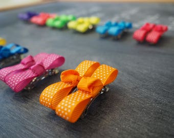the perfect Pair for your little girls Hair, bows