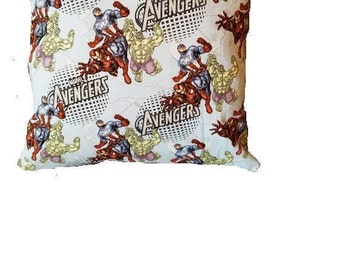 Avengers 14 x 14 Throw Pillow