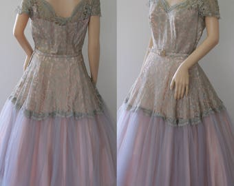 Evening Gown Etsy