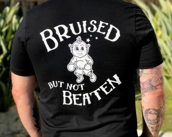 Bruised But Not Broken Men's T-Shirt