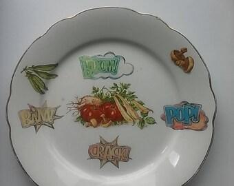 Designed dish