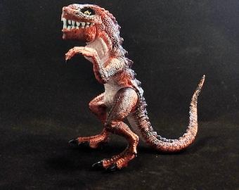 Godzilla-Godzilla Toys-Godzilla Movie-Baby Razor Fang-Baby Godzilla-Razor Fang Godzilla-Movie Action Figures-Godzilla 1998-Action FIgure
