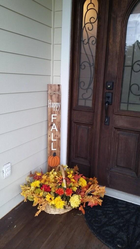 Front Door Wood Signs