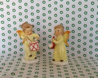 Vintage Angels set of two,Home decor accents