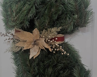 Goldendoodle Decorative Wreath