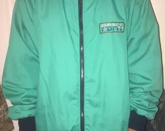 VINTAGE Auburn Sportswear Jacket