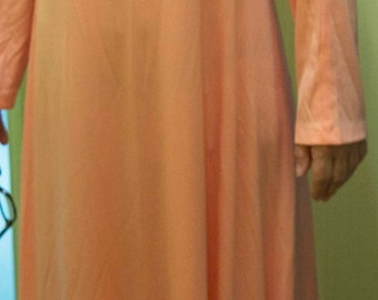 Vintage original 1970's long dress.