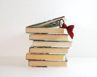 1 Secret Book Safe - Adventure Storybook - Hidden Compartment Hollow Book Box Secret Stash Box - Alice in Wonderland - Heidi - Secret Garden