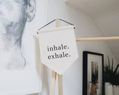 Breathe Typography Banner